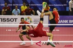 Dua Pesepak Takraw Putri Lampung Wakili Indonesia di Kejuaraan Dunia Thailand