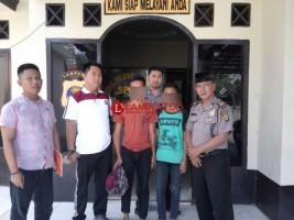 Dua Remaja Pencuri Magiccom di Rumah Pamannya, Digelandang ke Poliri