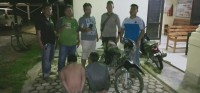 Dua Terduga Pembobol Kios Handphone Dibekuk Polisi