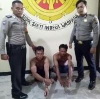 Dua Tersangka Pencuri Sapi Berhasil Ditangkap