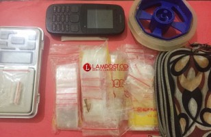 Dua Wanita Penyalahguna Narkoba Diamankan Polres Tulanbawang, Satu Diantaranya Berstatus PNS