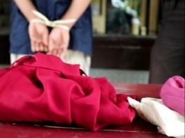 Duda Pelaku Cabul Diringkus Polsek Talang Padang
