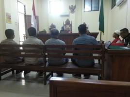 Dugaan Perambahan TNBBS Berlanjut, Hadirkan Empat Saksi