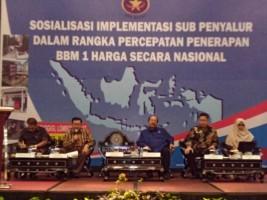 Dukung Pembentukan Sub Penyalur BBM di Kawasan Terpencil, BPH Migas Gelar Sosialisasi di Senggigi