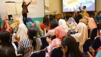 Dusdusan Gelar Seminar Bisnis di Medan