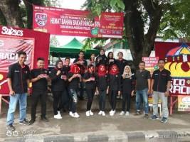 Eco Racing Ajak Warga Metro Jadikan Kota Bebas Polusi