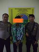 Edarkan Sabu, Dua Warga Ditangka Satnarkoba Polres Pesawaran