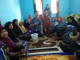 Edi Agus Yanto Berikan Pendidikan Politik pada Masyarakat