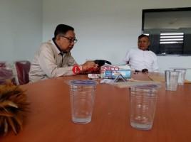 Edi Purwanto Jabat Plt Ketua AFP Lampung