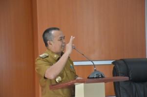 Edward Antony Siap Dampingi Raden Adipati Surya Pada Pilkada 2020.