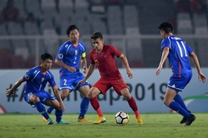 Egy-Witan Bawa Timnas U-19 Bungkam Taiwan
