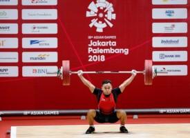 Eko Yuli Belum Bicarakan Target di Olimpiade 2020