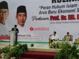 Ekonomi Syariah Indonesia Jadi Pusat Pengembangan Syariah Dunia