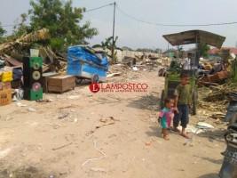 Eks Pasar Griya Sukarame kerap Disebut Gaza-nya Lampung