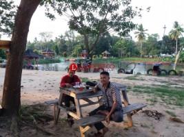Embung Tanjung Anom Ditargetkan Jadi Destinasi Andalan Lamteng