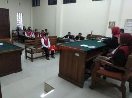 Empat Kali Divonis Kasus Narkotika, Feri Kembali Disidang Kasus Yang Sama