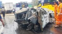 Empat Korban Kecelakaan Cipularang Diidentifikasi