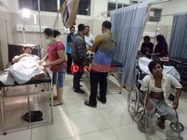 Empat Meninggal dan Puluhan Luka-luka Akibat Diterjang Ombak di Kalianda