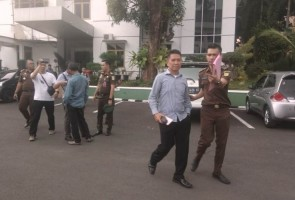 Empat Tersangka Korupsi Pembangunan Islamic Center Sukadana Dibui