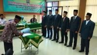 Enam Kepala Sekolah Muhammadiyah Dilantik