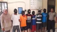 Enam Tersangka Pemerkosa Siswi SMA Diringkus Polisi, Dua Lainnya Terus Diburu