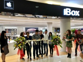 Erajaya Group Resmikan Outlet iBox Baru