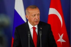 Erdogan : Pengungsi Suriah Bisa Kembali dengan Aman