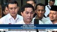 Erick Thohir: Terima Kasih Indonesia
