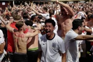 Euforia Inggris Lewat Football's Coming Home
