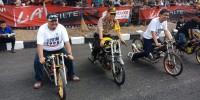 Event Drag Bike Championship 2018 Polres Tulangbawang Sukses Digelar