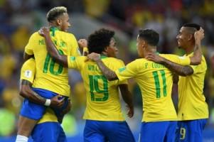 Fakta Menarik di Balik Keberhasilan Brasil Juarai Grup
