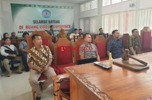 Fakultas Hukum Nobar Sidang MK, Ambil Contoh Penyelesaian Gugatan Pemilu