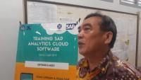 FEB Unila Gelar Training SAP Cloud Analytic Software
