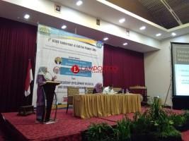 FEB Unila Tuan Rumah Internasional Confrence
