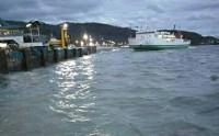 Fenomena Supermoon, Arus Penyeberangan Pelabuhan Bakauheni-Merak Normal