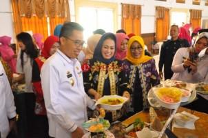 Festival Gemar Makan Ikan di Lampung Timur