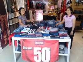 Festival Jeans Sogo Diskon Hingga 50%