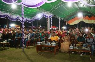 Festival Kemilau Ngambur Promosikan Wisata