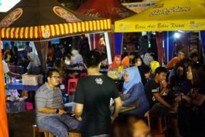 Festival Krakatau Pamerkan 60 Makanan Khas Lampung