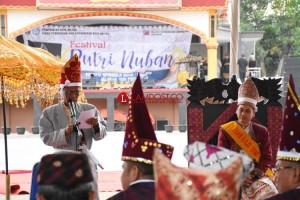 Festival Putri Nuban 2018 Digelar