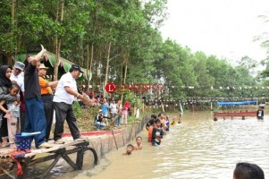 Festival Tangkap Bebek Sebagai Media Merajut Kebersamaan dan Gotong Royong