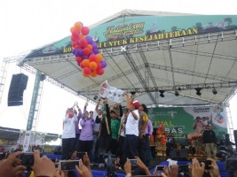 Festival Way Kambas Tingkatkan Pendapatan TNWK