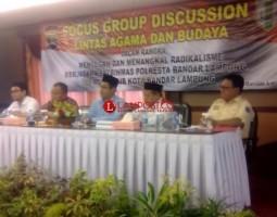 FGD Lintas Agama Buat Menangkap Radikalisme