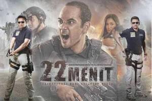 Film 22 Menit Hentak Penonton Lampung
