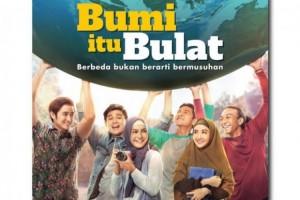 Film Bumi itu Bulat Kisahkan Persahabatan dan Kekuatan Toleransi