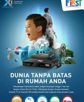 First Media Optimistis Pasar Pay TV Terus Bertumbuh