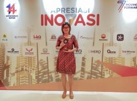 Fitur WIND pada Wuling Almaz Raih Penghargaan Apresiasi Inovasi 2019