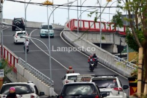 Flyover Bandar Lampung