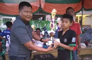 FSL Korda Lamsel Sukses Gelar Festival Sepakbola U12