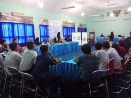 Gajalahlah Kebersihan dan Blue Waves adakan Lampung Youth Marine Debrise Summit